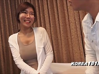 korean glasses girl prevalent japanese porn