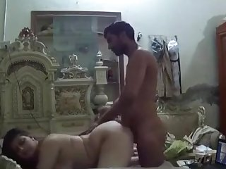 Indian Juicy pest wife fucked doggy style