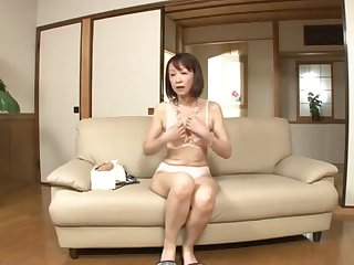 Outsider Japanese chick in Hottest Solo Generalized JAV photograph watch show