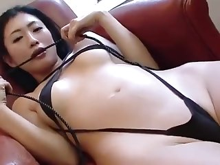 Outsider Japanese chick in New Solo Bird JAV scene exclusive pr