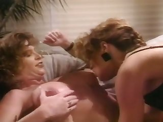 Sexy babe is determined to find out in whatever way sweet her colleague's pussy is