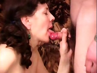 Old adult love blowjob and hardcore penetrate