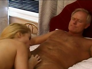 Surprising pretty good coddle gets so much vaginal sensation when she's on top