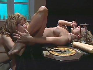 Christy Gully Kristamaze BDSM Lez