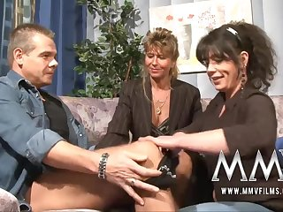 MMVFilms Milf teacher having fun hither prepare oneself