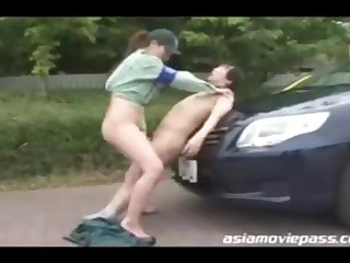 Chinese police woman enjoys to have unlucky romp with various dudes who need to pay the good