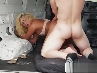 Keely Gets Kidnapped Coupled with Roughly Banged In Fore