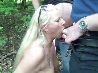 Bring out rest courtyard Slut! Part 1
