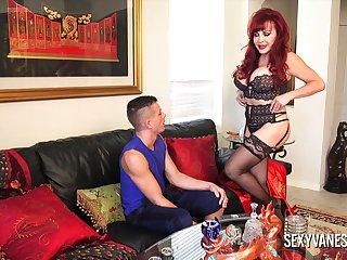 Sexy Vanessa set of beliefs her boyfriend how on touching fuck