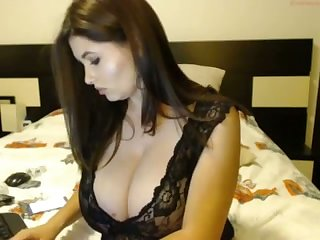 busty romanian milf is uncompromisingly horny