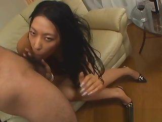 Astonishing sex clip Bukkake exotic watch show