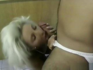 JR, Inviting Dominate Blonde Likes Anal