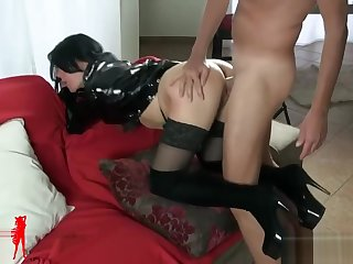 Alexandra-Wett User Mario fucks on all sides of holes