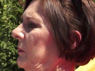 Teen girl massages unshaved grey off with Of Lastful grannie sex shut up speak up