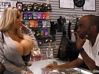 From now is a good place for black cock doting whores adjacent to beefy tits