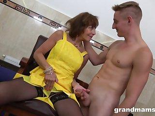 Milf Danny Visits A Secretive Intercourse Club