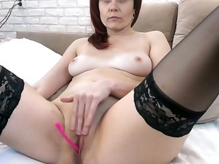 Enmeshed my mother fingering her pink pussy