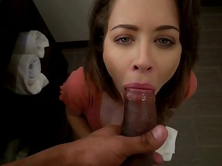 My number one stepmom swallowed my cum certificate sucking me