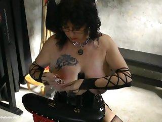 I Throes My Big Tits Pt2 - TacAmateurs