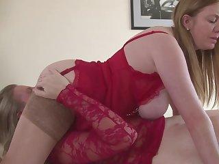 I Lick Another Lily May Cream The night Pt2 - TacAmateurs