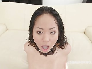 Jureka Del Mar is always in burnish apply mood to have sex nearly many horny guys