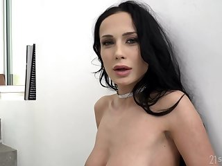 Nicole Love and Kristof Cale like to have anal sex while not any one is watching them