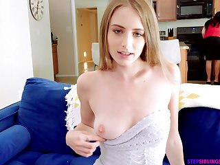 Loved Kyler Quinn gets her close-fisted cunt brim with a fat cock