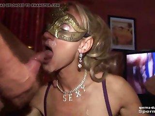cum in mouth & creampies - natascha & luna - part2