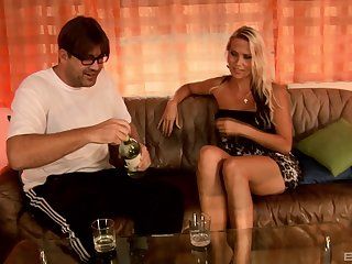 MILF Julia Pink unequalled loves a good old missionary action